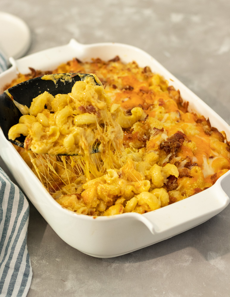 macaroni and cheese recipe easy baked